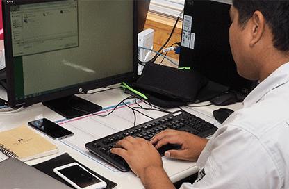 データ入力|ユニバーサルファーム就労継続支援